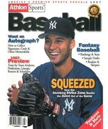 Derek Jeter unsigned New York Yankees Athlon Sports 1997 MLB Baseball Pr... - $10.00
