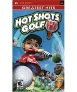 Hot Shots Golf Open Tee - Sony PSP - $9.80