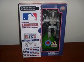 Laser Pegs LIGHTED CONSTRUCTION SET 12 IN 1MODELS + ALL 30 MLB TEAM DECA... - $24.99