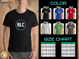 RLC - Red Line Club - Diecast Collector - High Quality Clothing T-Shirts - $22.50+