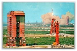 Vintage 1969 Postcard Apollo 7 John F. Kennedy Space Center NASA Merritt... - $17.07