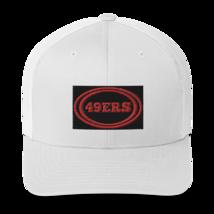 San Francisco hat / 49ers hat / 49ers Trucker Cap image 4