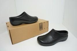 Merrell Encore Women's Clog Shoes Q2 Slide Leather Black US 9.5 W - $79.20