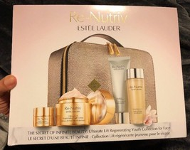 Estee Lauder THE SECRET OF INFINITE BEAUTY Ultimate Lift Regerating Yout... - $251.54