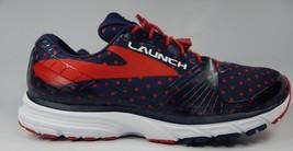 Brooks Launch 3 Men's Running Shoes Size: US 10.5 M (D) EU 44.5 Blue 1102151D478