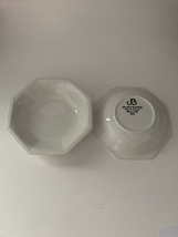 2 Johnson Brothers Octagon Sauce Bowl - $16.99