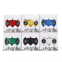 Batman Tri-Spinner Fidget Toy Plastic EDC Hand Spinner - One Item w/Random Color image 4