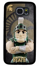 Michigan State Spartans Phone Case For Samsung Note & Galaxy S3 S4 S5 S6 S7 S8 + - $14.99
