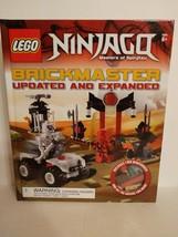 New LEGO Ninjago Masters of Spinjitzu, Brickmaster, Updated & Expanded,H... - $23.75