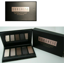 BORGHESE - ECLISSARE COLOR ECLIPSE - FIVE SHADES OF TORRID - EYE SHADOW