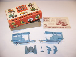 Revell Highway Pioneers Quick Construction Kit Ca. 1952 1910 Cadillac 08 Buick - $26.99