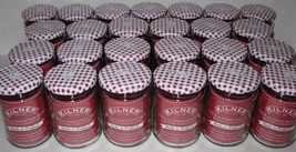 LOT OF 25 KILNER TWIST TOP GLASS JARS 11.95OZ.CANNING PRESERVES ENGLAND NEW - $89.09
