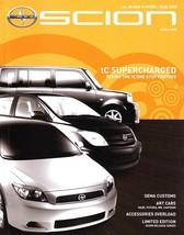 2005 Scion xA xB tC brochure catalog magazine ISSUE 05 bB - $8.00