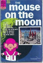 Mouse on The Moon #12-503-312 1963-Dell-movie classic-Terry-Thomas-VG - $35.31