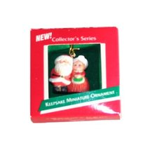 Hallmark Keepsake Miniature Ornament The Kringles First in Series QXM5675 - $9.99