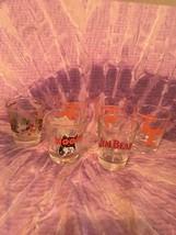 Huge Lot of VINTAGE 1.5oz Shot glasses!! UT Vols, Hooters, Jim Beam Racing, more - $9.70