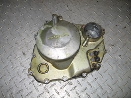 HONDA 2000 400 EX 2X4 CLUTCH COVER   PART 31,413 - $19.80