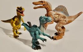 Fisher Price Imaginext ~ Jurassic World Dinosaur Figures - $4.94