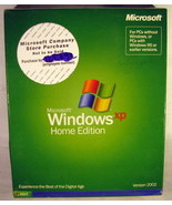Microsoft Windows XP Home Edition 2002 New in Sealed Box - $29.99