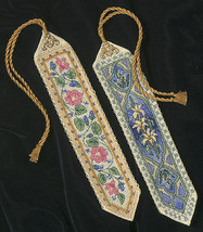 """Dimensions/Gold Collection Counted Cross Stitch Kit 9"""" 2/Pkg-Bookmarks (14 Count - $18.50"""