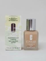New Clinique Superbalanced Silk Makeup SPF 15 CN 10 27 Alabaster  - $28.04
