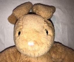 "15"" Brown Plush Build A Bear Easter bunny Rabbit Stuffed Animal - $11.88"