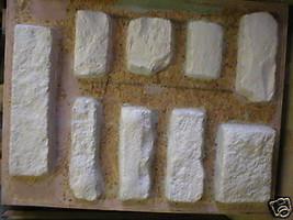 #OKL-01K Limestone Concrete Mold & Supplies Kit (9) Make 100s Rock Stone Veneer image 2