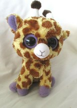 "Ty Beanie Boos Safari the Giraffe 6"" NO TAG - $5.93"