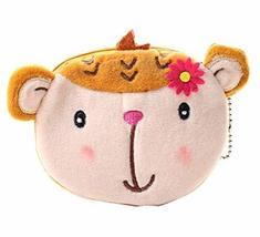 PANDA SUPERSTORE Lovely Creative Purse Girls' Wallet Plush Purse Kids Toy Gift,M