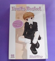 Fruits Basket Vol 11, English Paperback Manga Tokyopop By Natsuki Takaya - $5.99