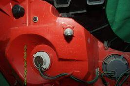 2008-13 Infiniti G37 Coupe Tail Light Lamp Passenger Right RH image 6