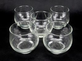 Stemless Wine Glasses, Set of 5 Libbey Stemless Wine, 8 oz Wine Glass - $12.69