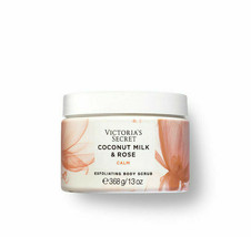 Victoria's Secret Coconut Milk & Rose 13.0 Ounces Exfoliating Body Scrub - $19.95