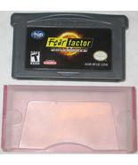 Fear Factor: Unleashed (Nintendo Game Boy Advance, 2004) U. S. A - $7.04