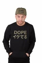 DOPE Men's Loose Translation Crewneck Black NWT - $44.04
