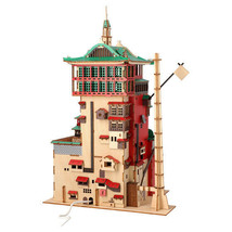 Studio Ghibli Spirited Away Ki-GU-Mi Aburaya Colour Version Brand New - $215.88