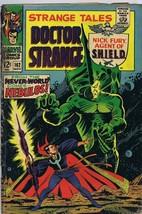 Strange Tales #162 ORIGINAL Vintage 1967 Marvel Comics Dr Strange Nick Fury - $19.79