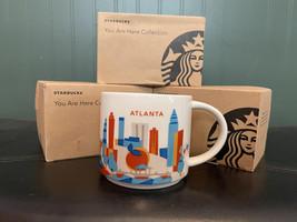 """Starbucks Mug """"You are here collection"""" ATLANTA  - $34.99"""