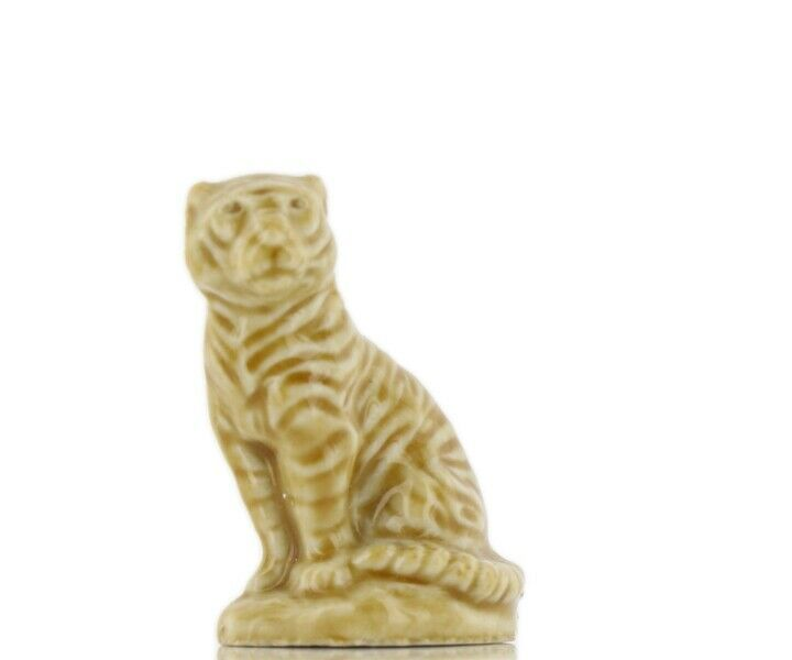 Wade Whimsies Porcelain Miniature American Series Tiger