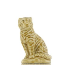 Wade Whimsies Porcelain Miniature American Series Tiger image 1