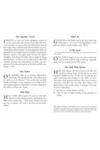 How to Say the Rosary with Luminous Mysteries Leaflet (Pack of 100) image 3