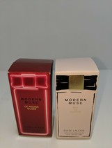 Modern Muse & Le Rouge By Estee Lauder Eau De Parfum Spray .14 fl oz 95% full - $19.79