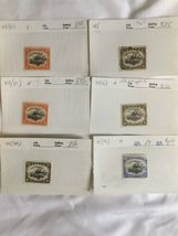 Vintage British New Guinea Papua 1438+ Postage Stamp Lot $948 Value Airmail image 12