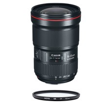 CANON EF 16-35mm F2.8L III USM + HOYA UX UV 82mm Filter - $2,068.75