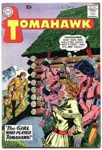 Tomahawk #69 1960- DC Silver age Western Comic- vg/f - $61.79