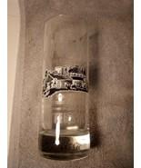 JACK DANIEL'S GLASS--ETCHED--LYNCHBURG TENNESSEE---FREE SHIP--VGC - $16.37