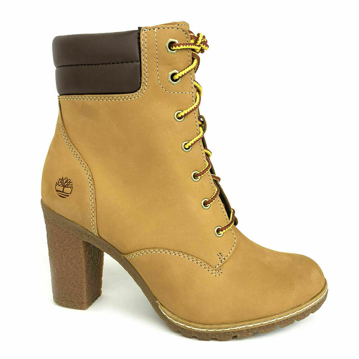 Primary image for Timberland NEW Womens Sexy High Heel Boots Tillston 0A1KJH Girls Ladies SIZE