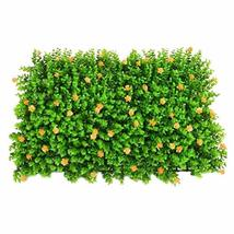 DRAGON SONIC Simulation Lawn Artificial Plants Greenery Hedegs Backgroun... - $16.83