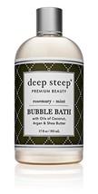 Deep Steep Bubble Bath, Rosemary Mint, 17 Ounce - $16.88