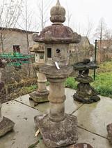 Antique Meiji Period Kasuga Gata Japanese Stone Lantern - 0101-0011 - $4,950.00